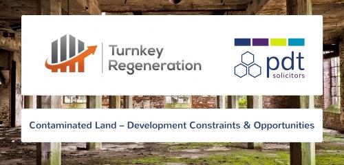 Contaminated Land – Development Constraints & Opportunities Seminar
