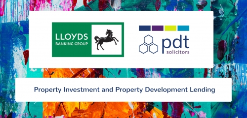 Property Investment and Property Development Lending Workshop
