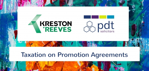 Taxation on Promotion Agreements