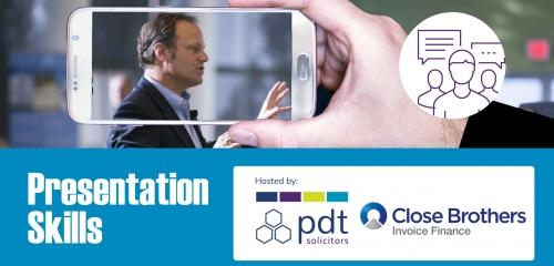 PDT Future Leaders Presentation Skills