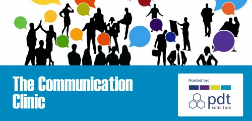 The Communication Clinic: PDT Future Leaders