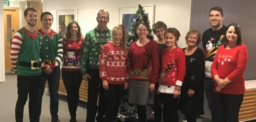 PDT Christmas Jumper Day