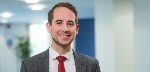 Congratulations to Oliver Parsons for qualifying as a solicitor and joining our growing Real Estate team