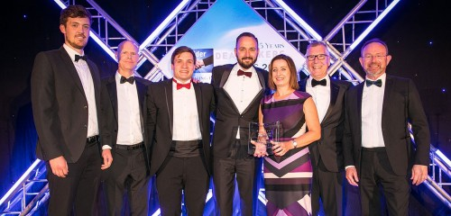 Congratulations to Blaze Signs and Arbuthnot Commercial ABL who won the PDT sponsored Asset Based Lending Deal of the Year Award at the Insider's South East Dealmakers Awards 2021