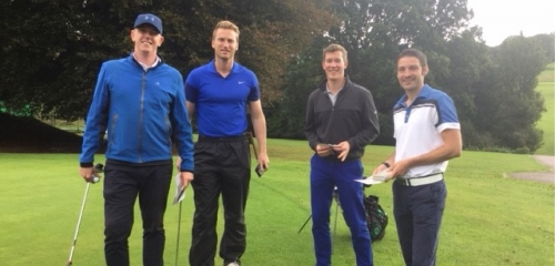 PDT and Searls Unofficial Ryder Cup 2019