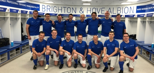 PDT Solicitors play the AMEX!