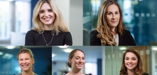 PDT Solicitors promotes five female team members in the midst of the covid19 pandemic