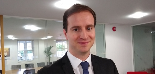 PDT Solicitors welcome Liam Mulvee to the healthcare team