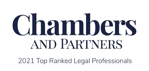 Three PDT Partners recognised as top legal professionals by Chambers UK 2021