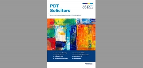 PDT Solicitors Services 2020