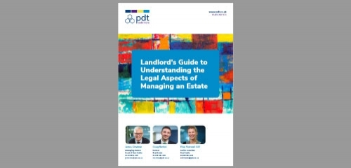 Landlord's Guide to Understanding the Legal Aspects of Managing an Estate